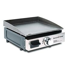 Blackstone Portable Table Top Camp Griddle, Gas Grill for Outdoors.