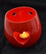 Windlicht Teelicht Teelichtglas Teelichthalter Herz Rot Ritzenhoff & Breker