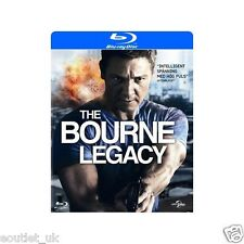 The Bourne Legacy Blu-Ray 2012 Regione B NUOVISSIMO