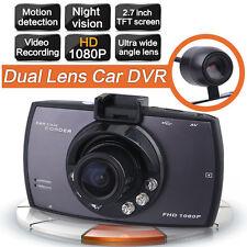 "2.7"" HD TFT 1080P Auto DVR DashCam Rückspiegel GPS Spiege Car Kamera Recorder"