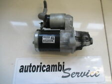 FIAT SEDICI 1.6 BENZ 5P 5M 88KW (2010) RICAMBIO MOTORINO AVVIAMENTO 31100-63J10