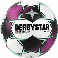 Derbystar Fußball Bundesliga Brillant 2020 2021 weiß magenta mint