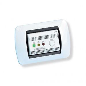 Rilevatore di fughe di gas GPL BIANCO 230V LIFE 690/G - GECA 36900681