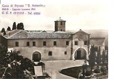 """OPPIDO LUCANO  ( Potenza ) - Casa di Riposo  """"S. Antonio""""_Padre Basilio Talarico"""