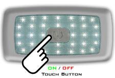 LED INTERIOR LIGHT 12v TOUCH SWITCH  (Slim Design) VW FORD VIVARO SPRINTER