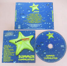 CD Radio Bruno Summer Compilation ALICIA KEYS MORANDI NEGRAMARO no lp PROMO(C42)