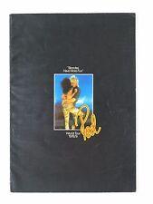 April 19 1979 Rod Stewart Concert Tour Program with ticket! San Antonio Texas