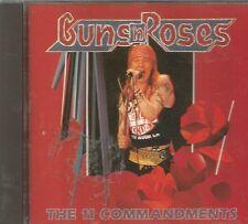 Guns N' Roses - the 11 commandments  live import cd album