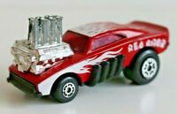 Die-Cast Car - MATCHBOX - RED RIDER 1972 - Good Condition