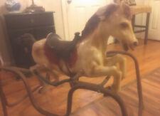 Vintage Spring Bouncy Wonder Horse? Western Style
