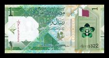 B-D-M Catar Qatar 1 Riyal 2020 (2021) Pick New SC UNC