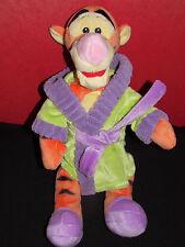 Nicotoy Disney Tigger Tiger Winnie Bademantel 35cm Plüsch 043 wie Neu