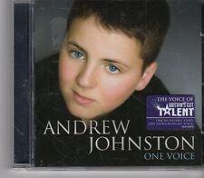 (FX716) Andrew Johnston, One Voice - 2008 CD