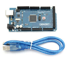 Geekcreit MEGA 2560 R3 ATmega2560-16AU MEGA2560 Development Board With USB Cable