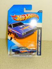 HOT WHEELS- '70 DODGE HEMI CHALLENGER- HW RACING '12- NEW ON CARD- L37