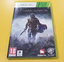La Terra di Mezzo L'Ombra di Mordor GIOCO XBOX 360 VERSIONE ITALIANA