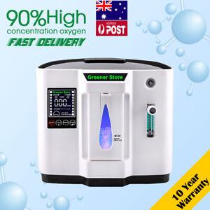 Portable Home Health Care O2-Oxygen Concentrator Generator 1-6L/min Machine 93%