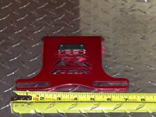 SUZUKI GSXR GSX-R 600 750 1000 FENDER ELIMINATOR RED LOGO PL 2011 - 2016
