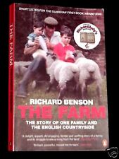 The Farm: Story of One Family & the English Countryside, Richard Benson 2006-1st