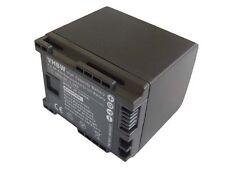 Batteria 1600mAh vhbw infochip per Canon Legria HF G10 / G25 / HF G30