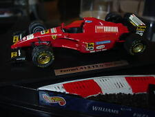 1/43 FERRARI 412 T 2 / T2 / 412T2 / F 1  1995 N°28 TWIN CRONO F1 boîte d'origine