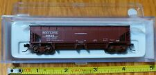 Atlas N #34775-11 Soo Line (70 Ton Hart Ballast Car) No Load