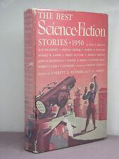 2nd, 2 signatures, Best Science Fiction Stories 1950 ed by E F Bleiler,T E Dikty