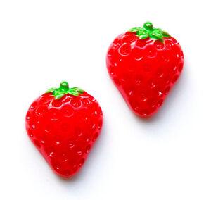 Strawberry Cufflinks - QHG2