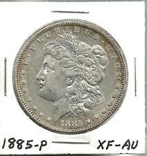 1885-P___MORGAN SILVER DOLLAR__XF/AU__#1002KI26