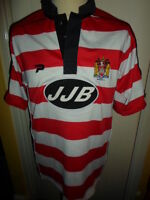 2003-2004 Wigan Warriors Rugby League Home  Shirt adult  small