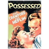 Possessed (DVD, 2005) Joan Crawford (NEW)
