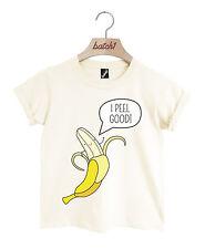 batch1 BONITO I Se Pela Good Banana Divertido Novedad Fruit Eslogan Niños