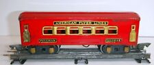 """American Flyer #3171 8.35"""" Wide Body Lighted Pullman"""