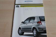 107062) Hyundai Getz Prospekt 01/2003