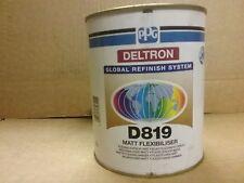 PPG D819  Matt Flexibiliser    1 Litre    Flexible Additive