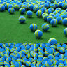 20pcs Blue Sponge Golf Ball Golf Soft Training Balls Practice Ball EVA FOAM