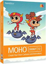 Smith Micro Moho Debut 12 - New Retail Box MHD12HDVD