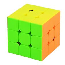 New Qiyi MoFangGe Valk 3 3x3  Stickerless Speed Cube Valk3 Magic Cube Kids Toys