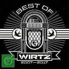 Wirtz - Best Of 2007 - 2017 (2017) CD + DVD - Neuware