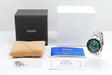 RARE!! Seiko 6R15-04D0 SBDC059 Limited 1000pcs Automatic Green Dial Prospex