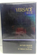 Versace Man After Shave 100ml No Spray - Vintage -  New & Rare