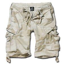 Brandit Army Vintage Shorts Sandstorm XL