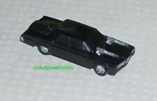 2010 Carls Jr Hardees Green Hornet Car Black Beauty 66 Imperial Pullback & Go