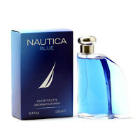 NAUTICA BLUE MEN - EDT SPRAY 3.4 OZ