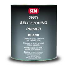 Self Etch Black primer Sem 39671 auto body shop restoration car paint supplies