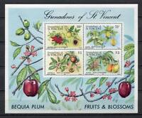 25232) S.Vincent & Grenadines 1985 MNH New Fruits