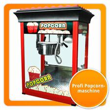 PROFI Retro Popcornmaschine Gewerbliche 8oz. Popcornmaker Popcornautomat Gastro