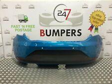 GENUINE SEAT LEON FR 2013 ONWARDS REAR BUMPER P/N: 5F0807421B