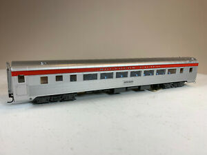 Athearn Genesis HO 77' Pullman Chair Passenger Car Southern Pacific SP ME-112