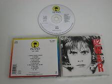 U2/WAR(ISLAND RECORDS 811 148-2) CD ÁLBUM